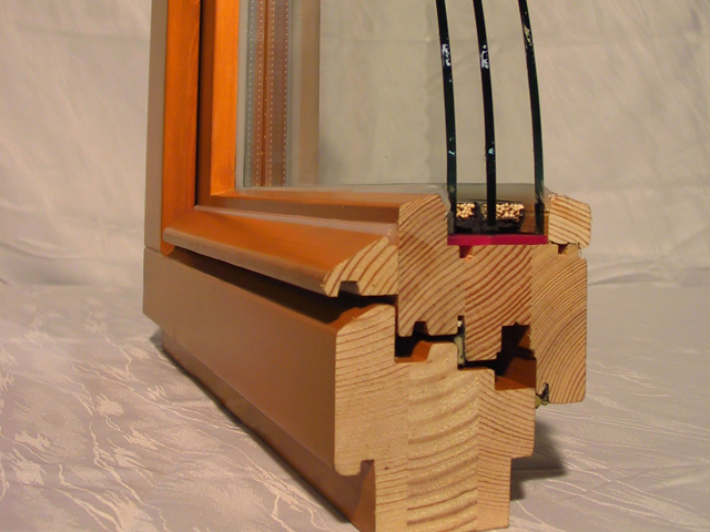 Okvir za dvojno zastekljena okna naredite sami
