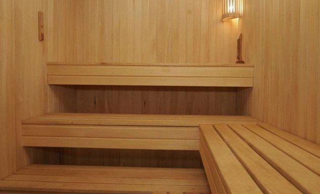 Как сделать съемные полки в бане своими руками