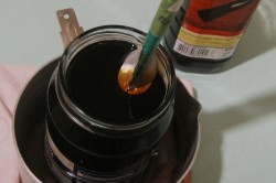 Пропитка маслом рукоятки ножа