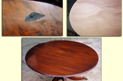 Ремонт стола