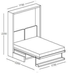 Шкаф-купе своими руками (пошаговые фото, инструкция и чертеж) 40