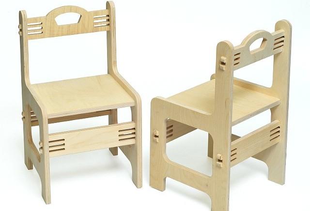Детские стульчики