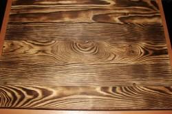 Состаривание древесины в домашних условиях