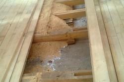 Пароизоляция потолок тепло