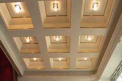 Кессонные потолки своими руками