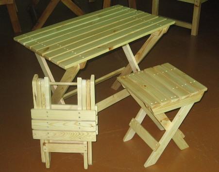 Раскладной стол как сделать