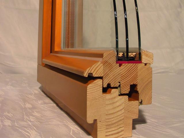 Евро окна деревянные со стеклопакетом своими руками