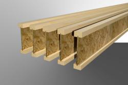 Балка двутавровая деревянная своими руками