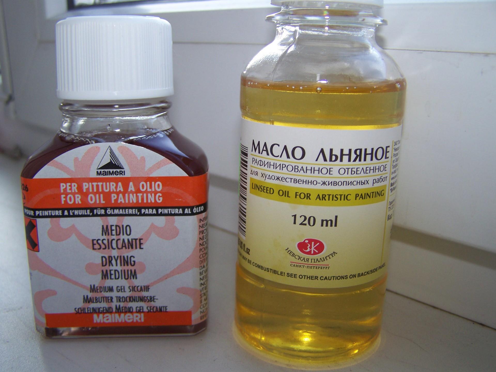 катализаторы полимеризации льняного масла могут