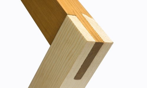 Шиповые соединения деревянных деталей
