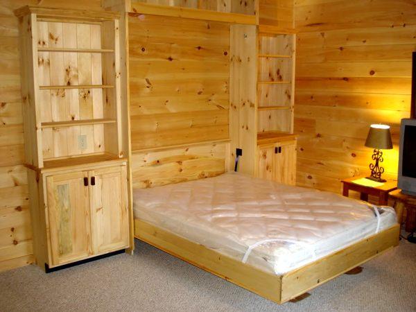 Кровать-шкаф сделать своими руками от и до 18